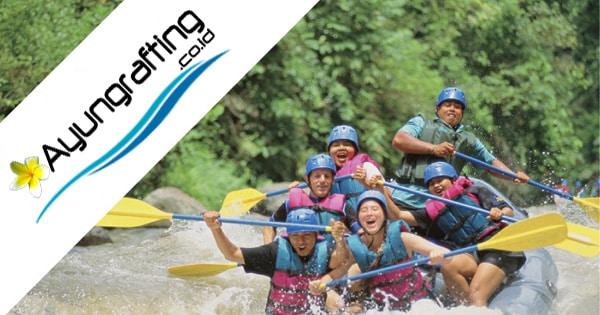 Harga Ayung Rafting Ubud Bali