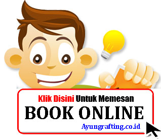 booking Ayung Rafting
